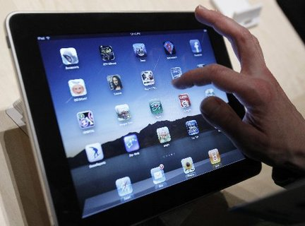 iPad Gantikan Buku Liturgi di Gereja