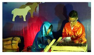 Menghayati Peran Yusuf dan Maria