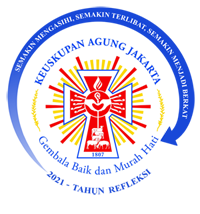 TAHUN REFREKSI KEUSKUPAN AGUNG JAKARTA 2021
