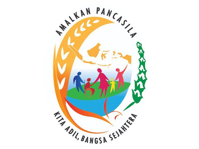 "MAKNA LOGO ""TAHUN KEADILAN SOSIAL"" PASTORAL EVANGELISASI 2020 KEUSKUPAN AGUNG JAKARTA"